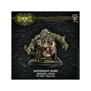 Minion Gatorman Husk RESIN Blister Pack
