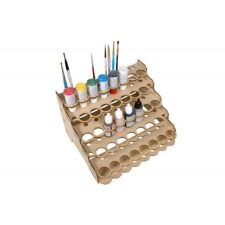 Modular Paint Rack 26mm Straight