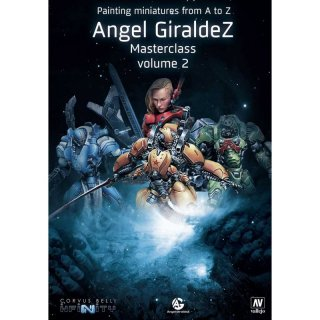 Painting miniatures from A to Z, Angel Giraldez Masterclass 2 (EN)