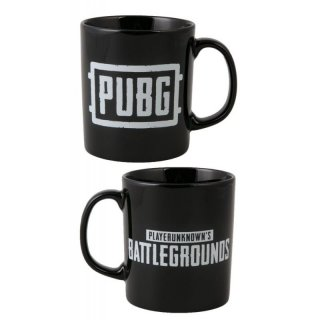 Playerunkowns Battlegrounds PUBG Tasse Logo