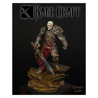 Rage Craft Studios The Inquisitor Knight (32mm)
