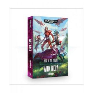Rise of the Ynnari: Wild Rider (HB) (EN)