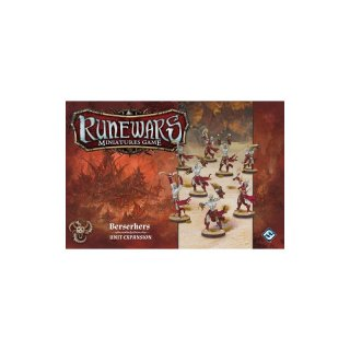 Runewars The Miniatures Game Berserkers Expansion Pack (EN)
