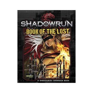 Shadowrun: Book of the Lost (EN)