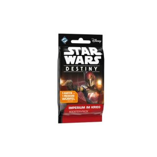 Star Wars: Destiny - Imperium im Krieg Booster-Pack-Display (36) (DE) *Best-Price Garantie!