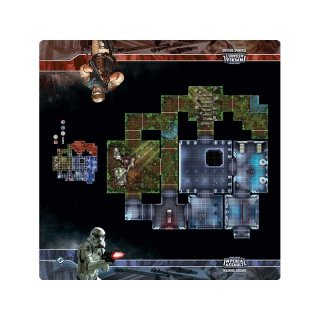 Star Wars: Imperial Assault Training Ground Skirmish Map