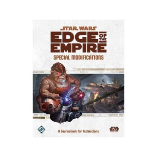 Star Wars RPG: Edge of the Empire | A Sourcebook for Technicians (EN)