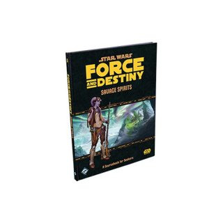 Star Wars RPG: Force and Destiny Savage Spirits (EN)