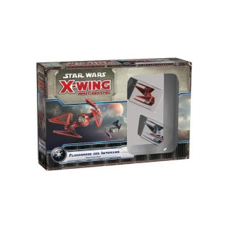Star Wars X-Wing: Fliegerasse des Imperiums (DE)