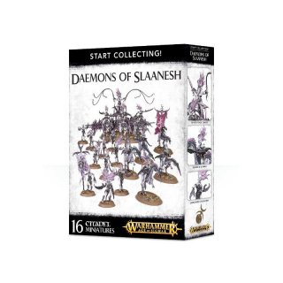 Start Collecting! Daemons of Slaanesh (70-73)