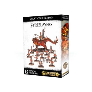Start Collecting! Fyreslayers (70-85)