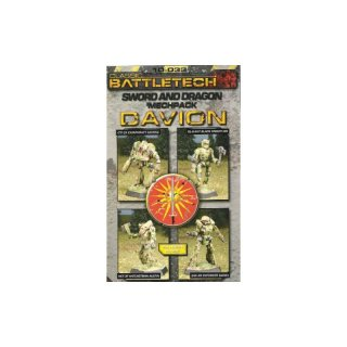 Sword & Dragon Mech Pack 1 - Davion