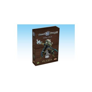 Sword & Sorcery Victoria Hero Pack (DE)
