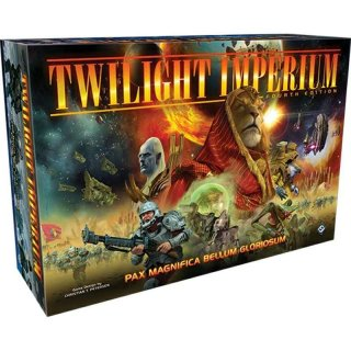Twilight Imperium 4. Edition (EN)
