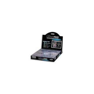 Ultra Pro 9-Pocket Pages Platinum (1 Page)
