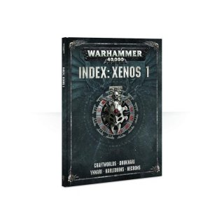 !AKTION Warhammer 40.000 Index: Xenos 1 (SC) (EN)