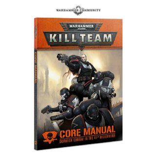 Warhammer 40k: Kill Team Core Manual (EN)