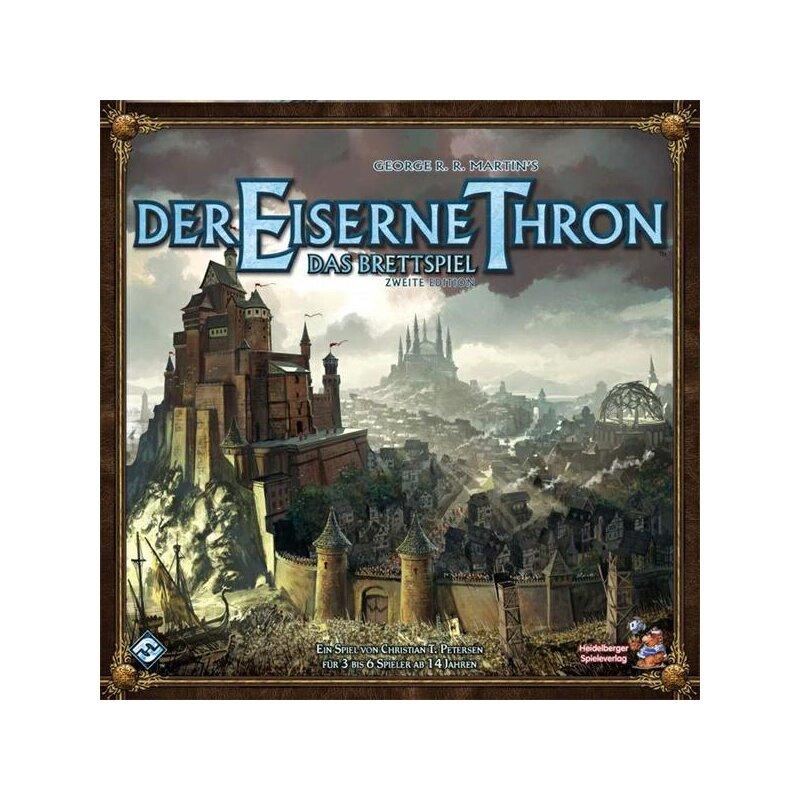 Der Eiserne Thron Brettspiel 2. Edition