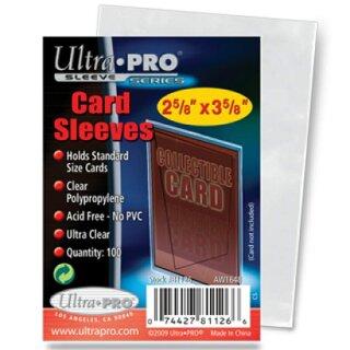 Ultra Pro Pro-Matte Sleeves Schutzhüllen Rot 50 Stk.