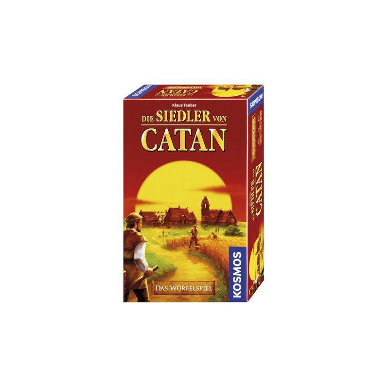 Die Siedler Von Catan Das Würfelspiel Mitbringspiel De 6