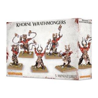 Khorne Wrathmongers Schulterpanzer G *BITS* Skullreapers