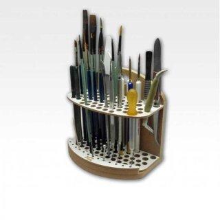 Pinsel oder Modellbau Werkzeug Ständer