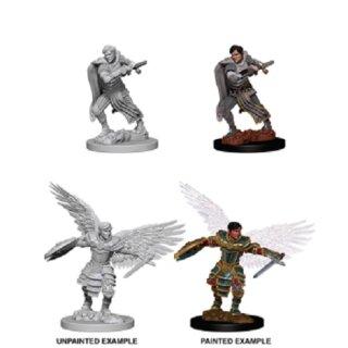 Male Aasimar Fighter Nolzurs Marvelous Unpainted Minis