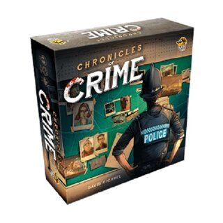 Corax Games Chronicles of Crime VR Brillenaufsatz für Smartphone