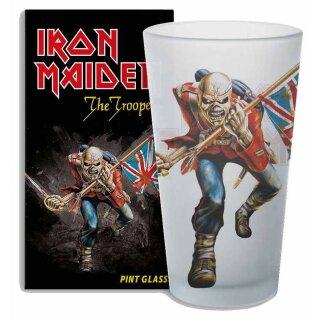 Bar & Wein-accessoires The Trooper Flachmann Verkaufspreis Iron Maiden
