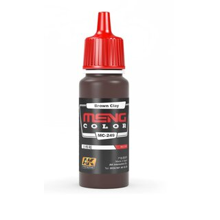 Meng Color Brown Clay (17 ml)