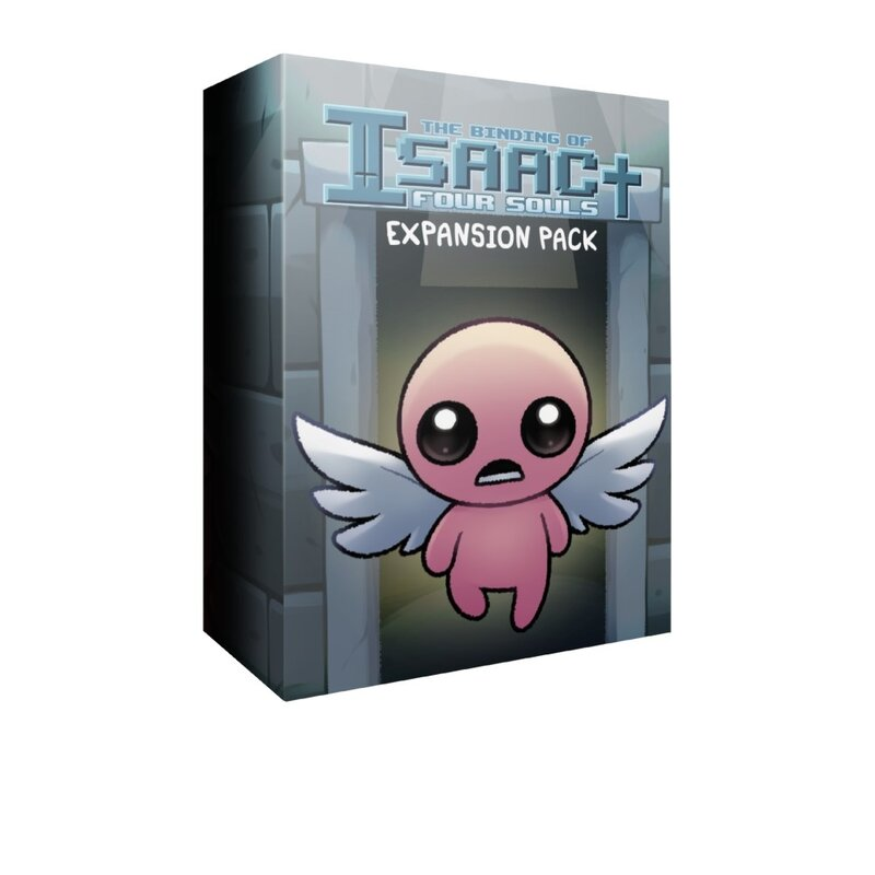 The Binding Of Isaac: Four Souls Expansion (EN
