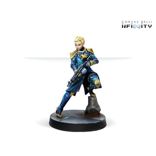 Infinity - Operation: Wildfire Battle Pack & exclusive miniature