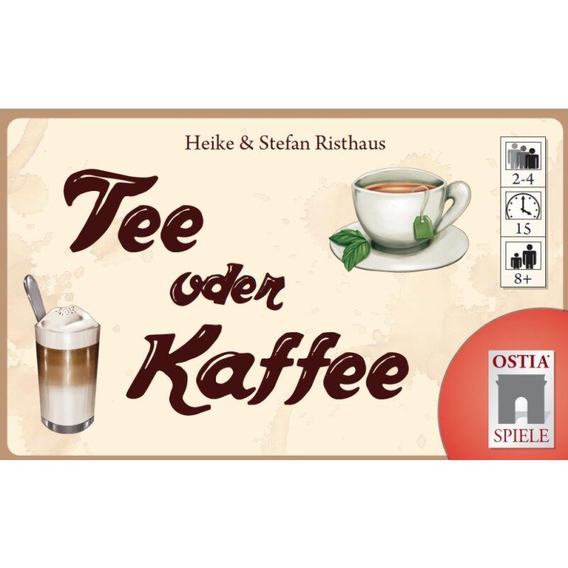 Kaffee Oder Tee De
